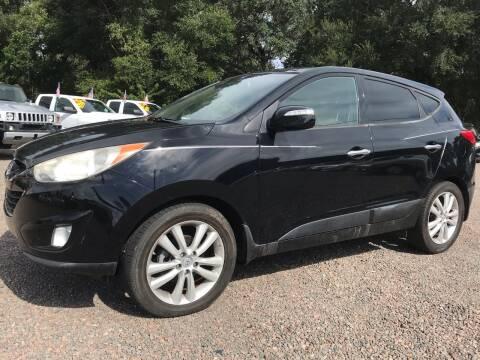 2011 Hyundai Tucson for sale at #1 Auto Liquidators in Yulee FL