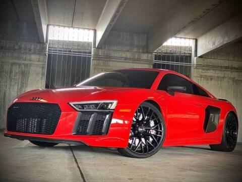 2017 Audi R8 for sale at FALCON AUTO BROKERS LLC in Orlando FL