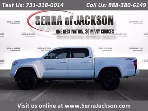 2018 Toyota Tacoma for sale at Serra Of Jackson in Jackson TN