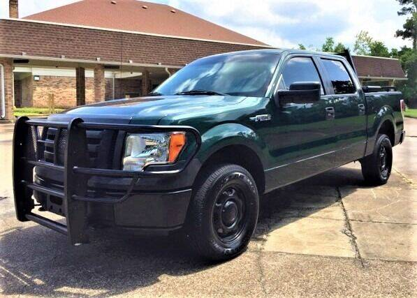 2011 Ford F-150 for sale at Prime Autos in Pine Forest TX