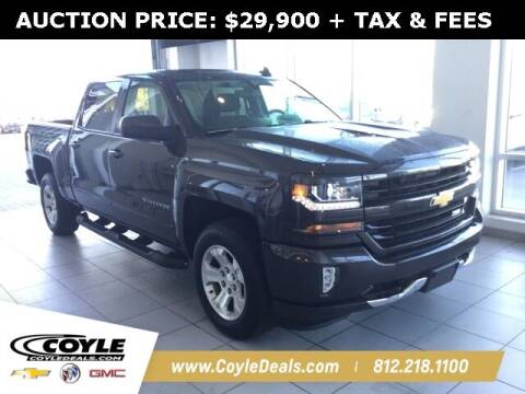 2016 Chevrolet Silverado 1500 for sale at COYLE GM - COYLE NISSAN in Clarksville IN