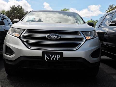 2015 Ford Edge for sale at Northwest Premier Auto Sales in West Richland And Kennewick WA