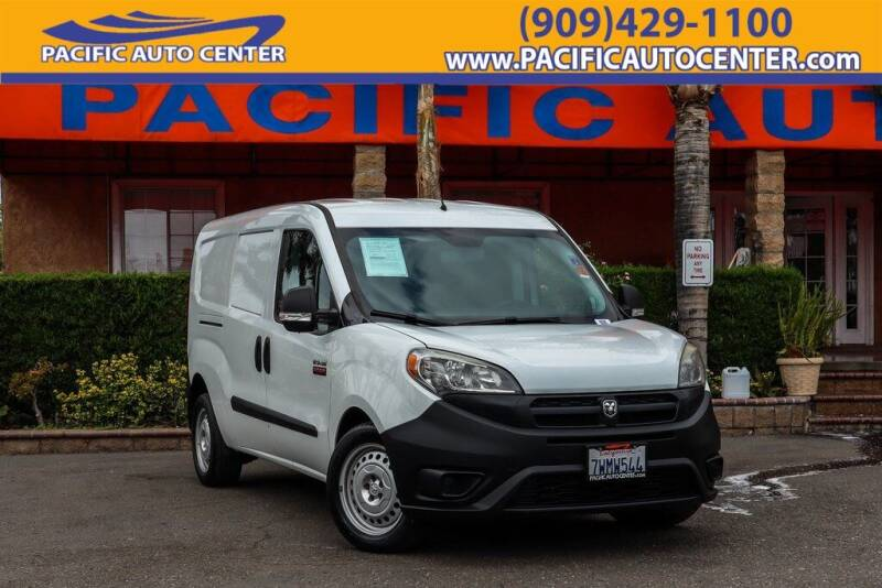 2016 RAM ProMaster City Cargo for sale in Fontana, CA