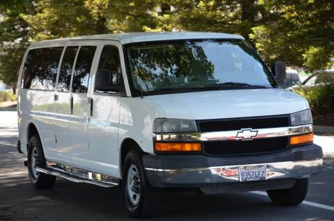 2008 Chevrolet Express Passenger for sale at Brand Motors llc in Belmont CA