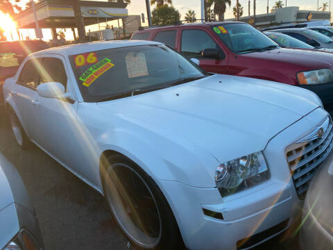 2006 Chrysler 300 for sale at North County Auto in Oceanside CA