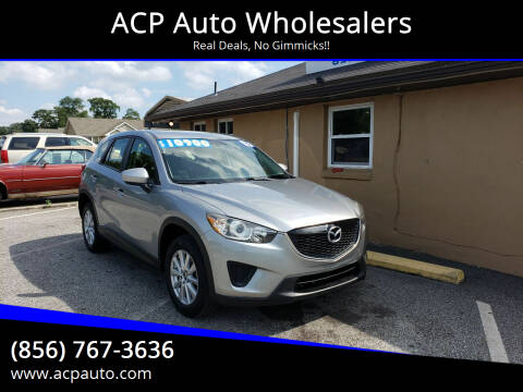 2015 Mazda CX-5 for sale at ACP Auto Wholesalers in Berlin NJ