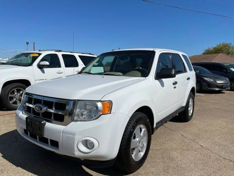 2012 Ford Escape for sale at CityWide Motors in Garland TX