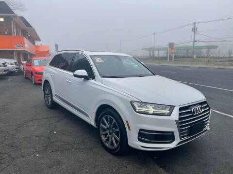 2017 Audi Q7 for sale at Bloomingdale Auto Group - The Car House in Butler NJ