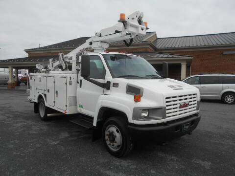 2007 GMC C5500 for sale at Nye Motor Company in Manheim PA