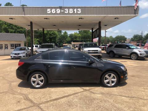 2015 Chevrolet Cruze for sale at BOB SMITH AUTO SALES in Mineola TX