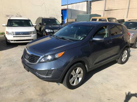 2012 Kia Sportage for sale at OCEAN IMPORTS in Midway City CA