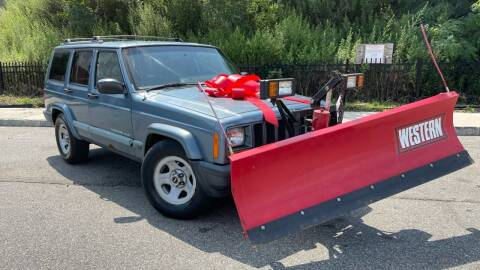 1999 Jeep Cherokee for sale at Speedway Motors in Paterson NJ