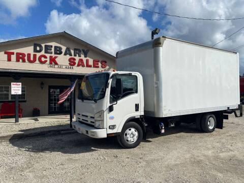 2015 Isuzu NPR-HD for sale at DEBARY TRUCK SALES in Sanford FL