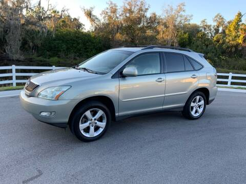 2004 Lexus RX 330 for sale at Unique Sport and Imports in Sarasota FL