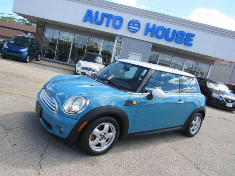 2009 MINI Cooper for sale at Auto House Motors in Downers Grove IL