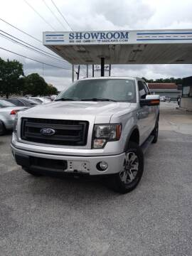 2013 Ford F-150 for sale at Showroom Auto Sales of Charleston in Charleston SC
