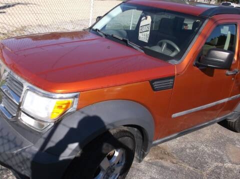 2007 Dodge Nitro for sale at M & N CARRAL in Osceola IN