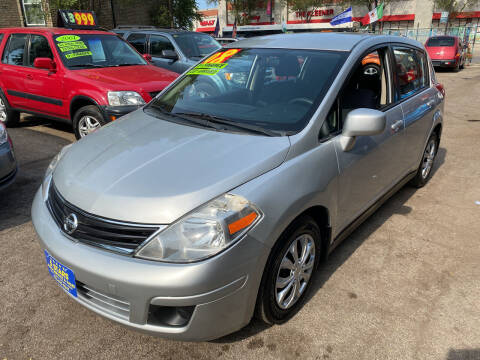 2008 Nissan Versa for sale at 5 Stars Auto Service and Sales in Chicago IL