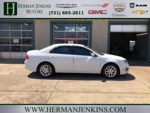 2011 Ford Fusion for sale at Herman Jenkins Used Cars in Union City TN