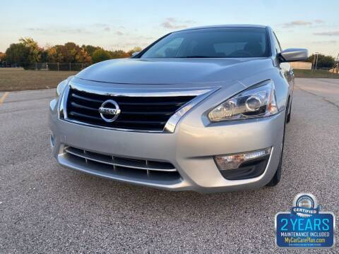 2013 Nissan Altima for sale at Destin Motors in Plano TX