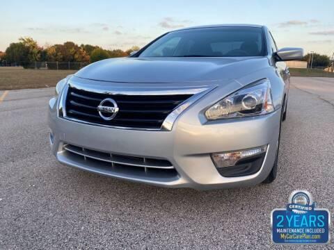 2013 Nissan Altima for sale at Destin Motors in Plano TX