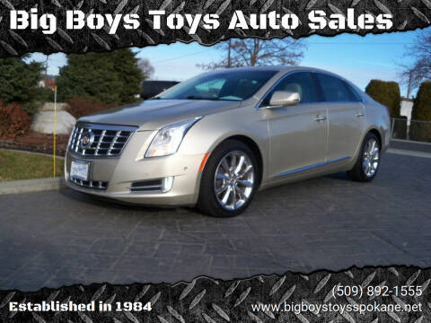 2014 Cadillac XTS for sale at Big Boys Toys Auto Sales in Spokane Valley WA