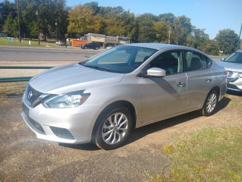 2019 Nissan Sentra for sale at Doug Kramer Auto Sales in Longview TX