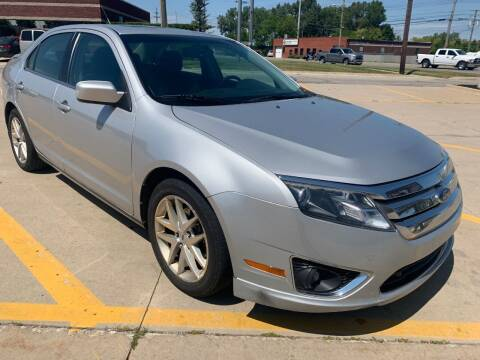 2010 Ford Fusion for sale at City Auto Sales in Roseville MI