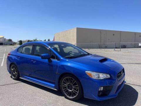 2015 Subaru WRX for sale at Millennium Auto Sales in Kennewick WA