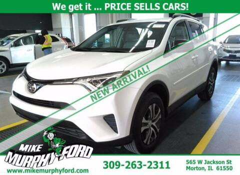 2018 Toyota RAV4 for sale at Mike Murphy Ford in Morton IL
