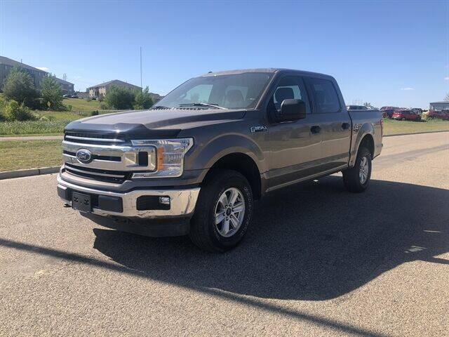 2018 Ford F-150 for sale at CK Auto Inc. in Bismarck ND