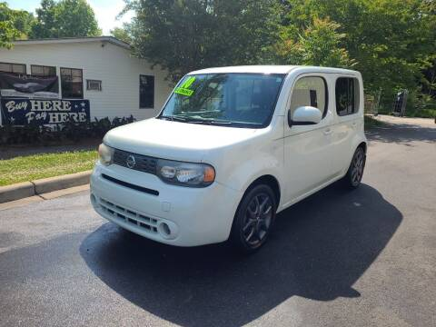 2010 Nissan cube for sale at TR MOTORS in Gastonia NC