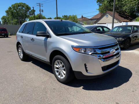 2013 Ford Edge for sale at Nice Cars Auto Inc in Minneapolis MN