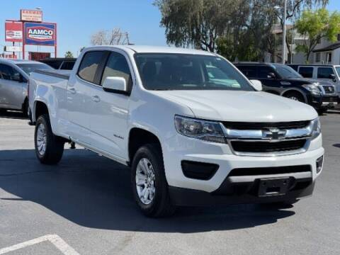 2019 Chevrolet Colorado for sale at Brown & Brown Wholesale in Mesa AZ
