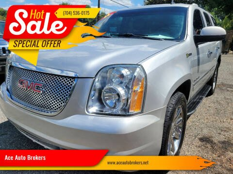 2011 GMC Yukon for sale at Ace Auto Brokers in Charlotte NC