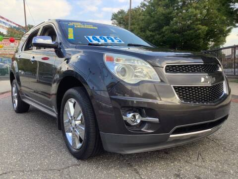 2013 Chevrolet Equinox for sale at Active Auto Sales Inc in Philadelphia PA