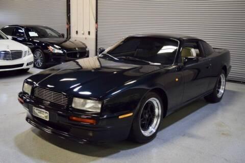 1991 Aston Martin Virage for sale at Motorgroup LLC in Scottsdale AZ