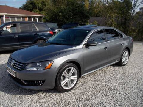 2014 Volkswagen Passat for sale at Carolina Auto Connection & Motorsports in Spartanburg SC