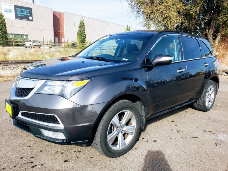 2011 Acura MDX for sale at J & M PRECISION AUTOMOTIVE, INC in Fort Collins CO