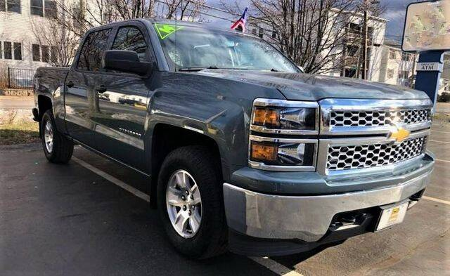 2014 Chevrolet Silverado 1500 for sale at Ataboys Auto Sales in Manchester NH