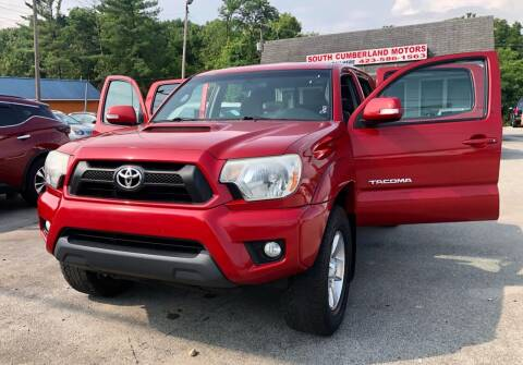 2014 Toyota Tacoma for sale at Morristown Auto Sales in Morristown TN