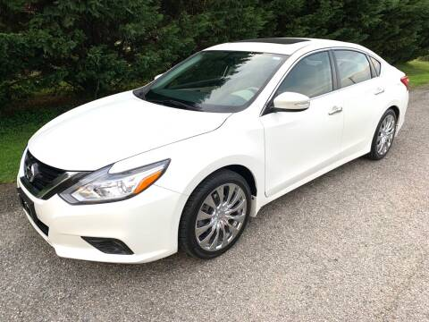 2017 Nissan Altima for sale at 268 Auto Sales in Dobson NC