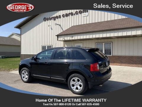 2014 Ford Edge for sale at GEORGE'S CARS.COM INC in Waseca MN