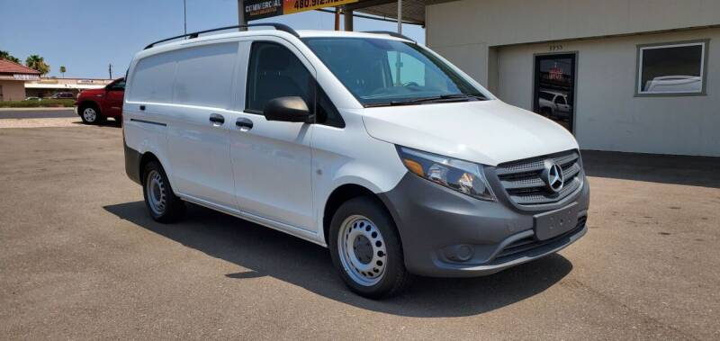 2018 Mercedes-Benz Metris for sale at AZ Work Trucks And Vans in Mesa AZ