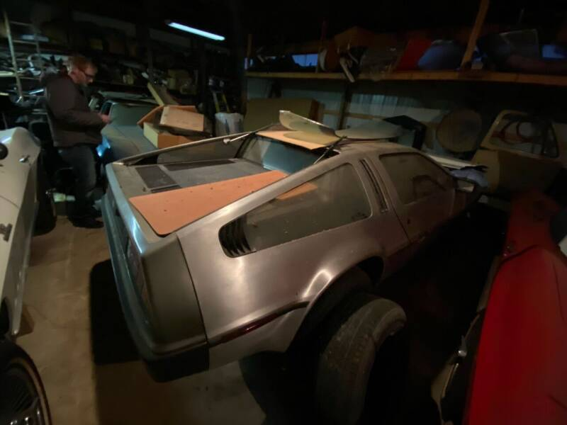 1981 DeLorean DMC-12 for sale at All Collector Autos LLC in Bedford PA