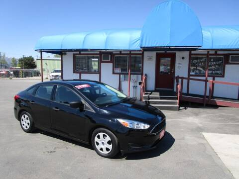 2017 Ford Focus for sale at Jim's Cars by Priced-Rite Auto Sales in Missoula MT