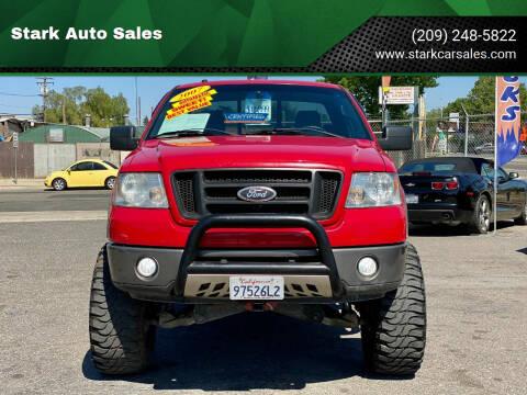 2007 Ford F-150 for sale at Stark Auto Sales in Modesto CA