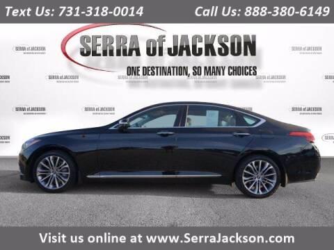 2016 Hyundai Genesis for sale at Serra Of Jackson in Jackson TN
