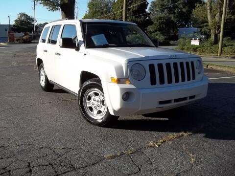 2007 Jeep Patriot for sale at CORTEZ AUTO SALES INC in Marietta GA