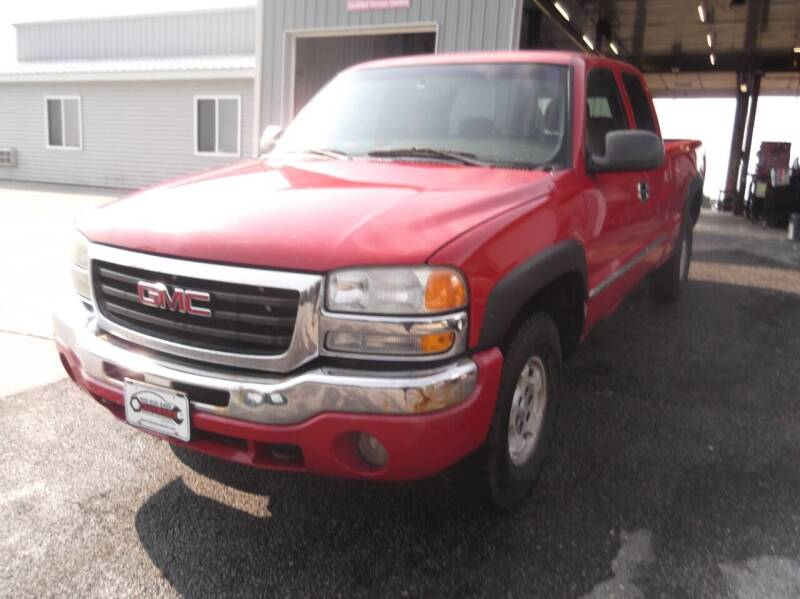 2003 GMC Sierra 1500 for sale at Clucker's Auto in Westby WI